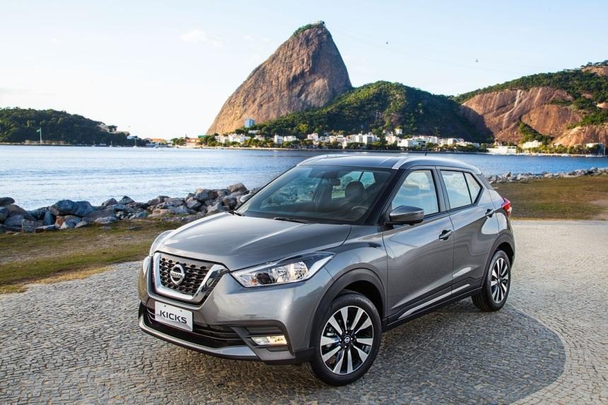 Un vistazo 360° al crossover urbano: Nissan Kicks